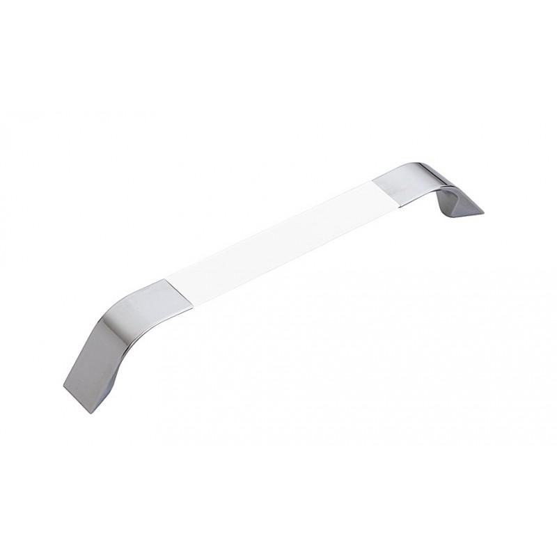 Меблева ручка Gamet, UA85-0192-A0C00-G0004, колір хром