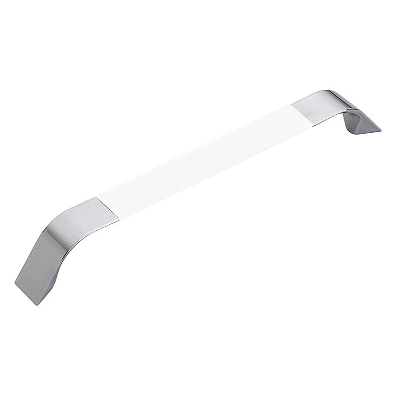 Меблева ручка Gamet, UA85-0320-A0C00-G0004, колір хром