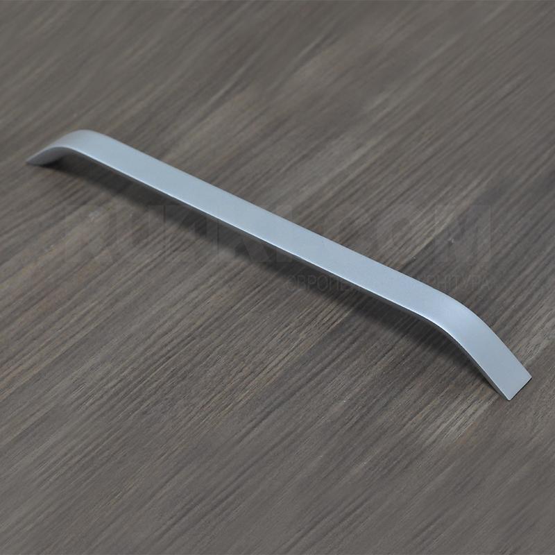 Ручка меблева Cebi (827.320. mp05), колір алюміній, м/в 320