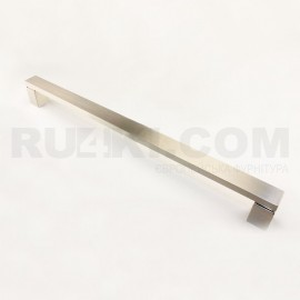 Меблева ручка Gamet, RE28-0256-G0007, нержавіюча сталь