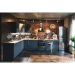 Кухня в стилі лофт: новий тренд в світі дизайну інтер'єру